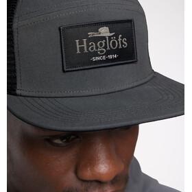Haglöfs Gorra de Camionero, magnetite